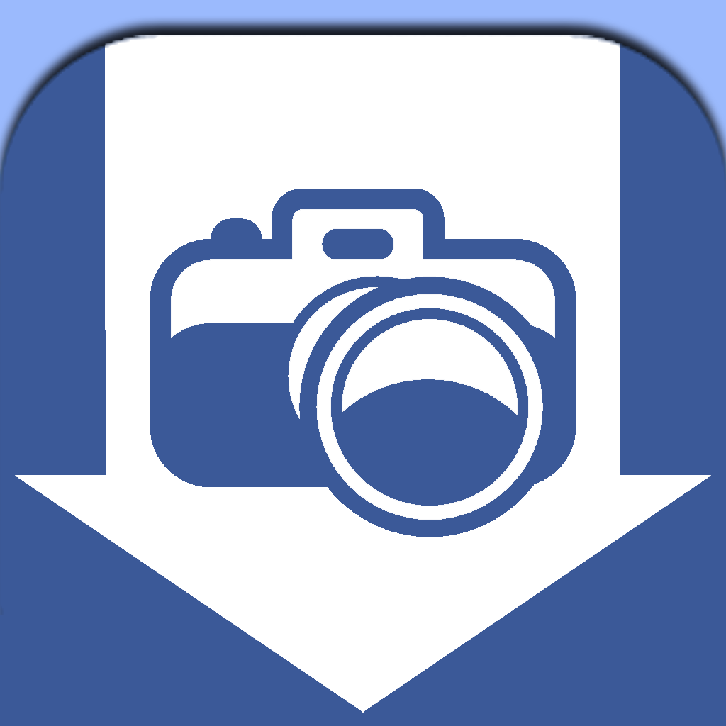 Fetch Photos From Facebook with Photo Album Downloader : Best app for sync images from friends,page or own timeline with your ios 7 device